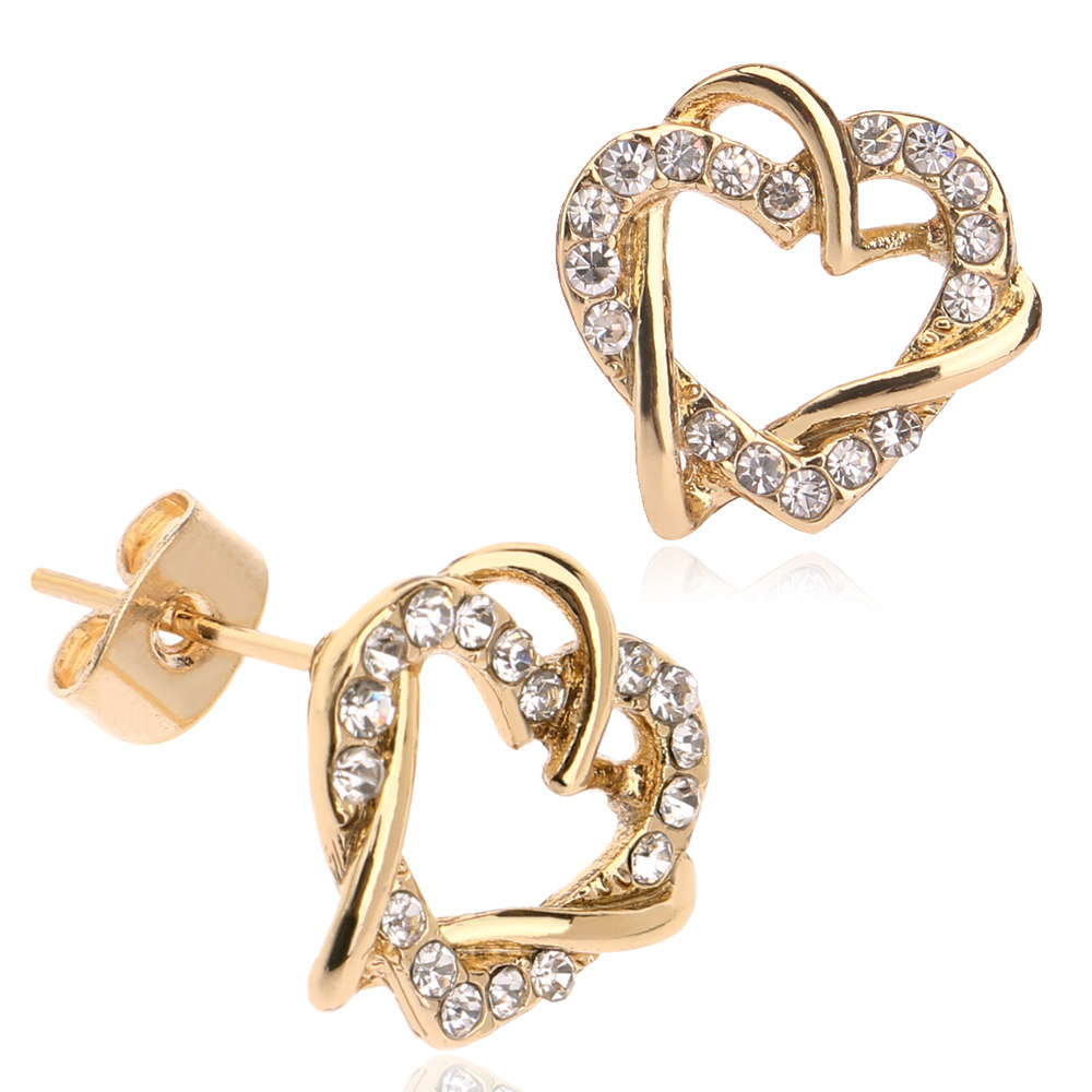Gold earrings new designs ~ beautify themselves with earrings