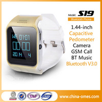 Aliexpress india 1.44 inch MTK6260 GSM GPS Smart Watch Android Dual Sim