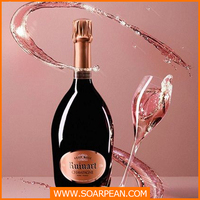 Custom Decoration Fiberglass Bottle Large Champagne Bottle