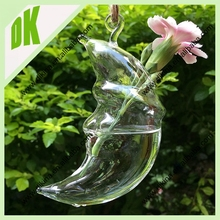 AMY_ As air plants don't need dirt your imagination is your only limit _ custom hanging crystal glass souvenir globe