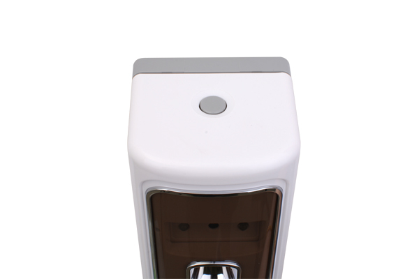 Commercial Plastic Wall Mounted Air Freshener Automatic LCD Display Digital Aerosol Dispenser For Hotel Toilet Home House