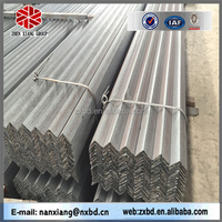 tangshan iron and steel L shaped steel angle standard sizes