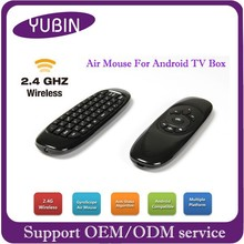 Air fly mouse c120 air mouse for PC, Smart TV, Set-top-box,android tv box
