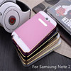 2 In1 Alloy Metal Note 2 Aluminum Case For Samsung Note 2 Case, Phone Case For Galaxy Note 2/N7100