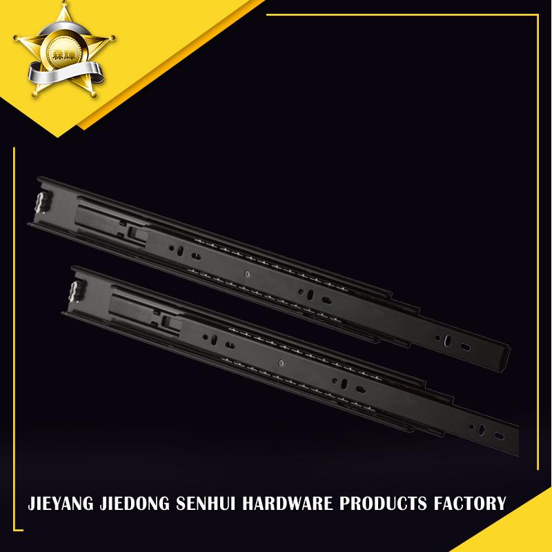 Rolos de fábrica Diretamente Fornecer Dresser Gaveta Trilhos de Metal