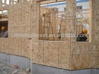 Linyi 15mm construction grade osb manufacturer,best price osb 1/osb 2/osb 3 from china,E1 Grade OSB for furniture/Construction