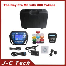 2015 New Arrivals Universal MVP The Key Pro M8 Auto Key Programmer M8 Diagnosis Locksmith Tool MVP Pro M8 with 800 Tokens
