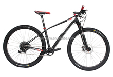 High-End 29er 11 speed carbon fiber frame mountain bike