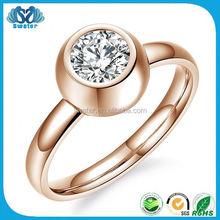 Fashion Jewellery Gold Ring 585