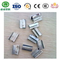 Shanghai heavy duty packing strapping clips for promotion