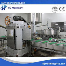 36-6 Juice can filling and sealing unity machine