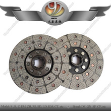 Tractors and cars clutch disc spare parts of diesel engine, driving disc for tractor