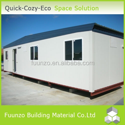 Eps neopor decorated fireproofed pre fabricated homes for Fabricated home