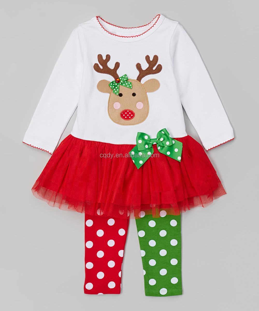 Vestidos navidad bebe - Trajes de navidad para bebes ...