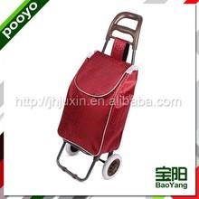 cheap luggage trolleys aluminum hand trolly