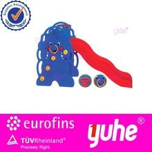 Lovely kids favourite little elephant plastic slide