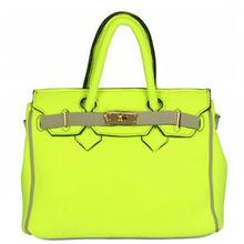 2014 fashion neoprene tote bag neoprene tote bag for women Italian fashion brand bag