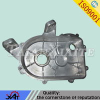 auto part worm reduction gearbox housing