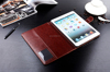 Genuine Wallet Leather case for IPAD MINI/Air/2/3/4