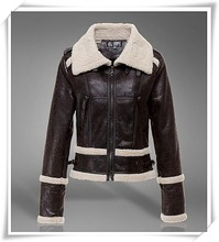 Motorcycles PU Leather Jacket for women wears