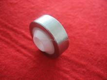 zirconia core with steel race ring for Homogenizer