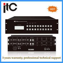 Intelligent HD Mixed Interpolation Matrix System