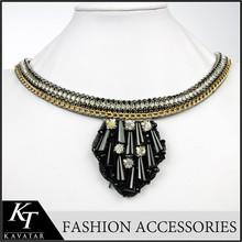 border stone work neck design of blouse models