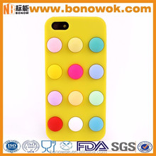 Cartoon Shaped Silicone Case For All Brand Cellphone