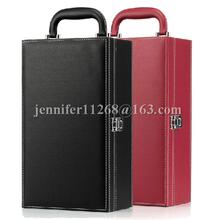 wine bottle carrier case/bulk wine boxes/wine bottle carrying case
