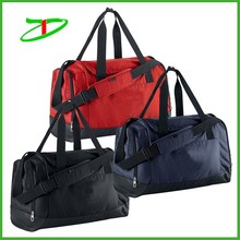 Hot sale 2015 light weight branded polyester travel duffle bag on sale