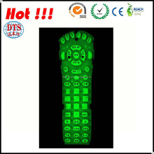 high quality remote control rubber silicone keypad keyboard