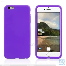 Soft Silicone TPU Case For iPhone 6 Plus , For iPhone 6 Silicon Case, Protective Back Cover for iPhone 6 Plus 5.5""