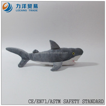 Plush whale shark for kids, sea animals, Customised toys,CE/ASTM safety stardard