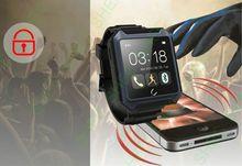 Montre Smart Watch calendrier complet et semaine en acier inoxydable montre - bracelet