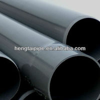 different types of high pressure pvc pipe