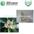 2015 nuevo producto orgánico de corteza de magnolia extracto