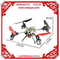 2.4GHz 4CH beetle v999 of rc quadcopter with gyro and carry busket,helicopter basket stretcher