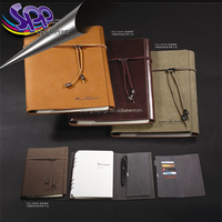 2016 hot Cheap paper material a5 custom school notebooks wholesale