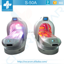 Deluxe rolyal optical photon far infrared multifunctional slimming SPA machine