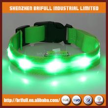 2014 new pet dog products led flashing shenzhen supplier