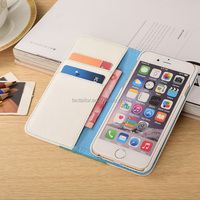 Hot Products To Sell Phone Accessories Leather Flip Stand Case,For Samsung Galaxy S6 Cardholder Stand Case