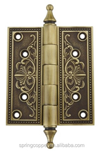 brass hinges / door hinge / brass die casting product / make in China
