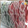 Ivory color flower wrap mesh decor roll