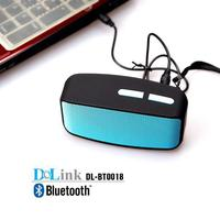 Super Bass Wireless Rechargeable Hands Free Speakerphone Microphone Portable Bluetooth Speaker