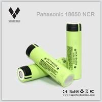 Panasonic 18650 NCR Battery for Ecig Mechanical Mod from Vapor Tech