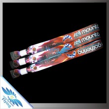 promotional custom festival fabric wristband for party,club,concert,events