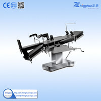2015 New Model Cheapest Operation Table Surgical Operating Table