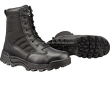 """Full grain leather durable and comfortable S.W.A.T. 9"""" classic boots"""