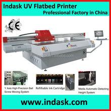 UV Flatbed Inkjet Printer F2030/large format uv printer/polyester acoustical boards printer