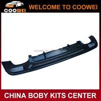 E82 MTech Diffuser Auto Car Rear Bumper Lip Diffuser Spoiler For BMW 09-11 (Fits 09-11 E82 Coupe)MTech Bumper Diffuser